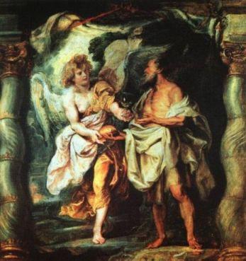 Elijah-Peter Paul Rubens