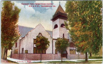 Fremont Presbyterian 15th and O